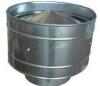 Дефлектор (КР)-ф500 (оц.ст 0,70 мм)