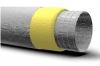 Воздуховод гибкий изолированный ISO D 127 мм (10м)