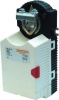 Электропривод для воздушных клапанов 361-230-10 с возвратной пружиной