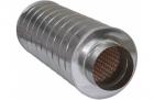 Глушитель шума ГТК (шумоглушитель) 100-600