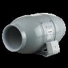 ISO-Mix 100 канальный вентилятор шумоизолированный смешанного типа (металлическом корпус)