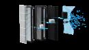 Сменные фильтры для RCB 150 H12 + carbon