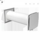 Стеновые проветриватели с рекуперацией ДОМОВЕНТ СОЛО РА1-35-9 Р